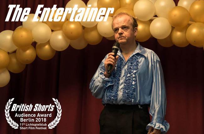 Audience Award Winner - British Shorts 2018 - The Entertainer